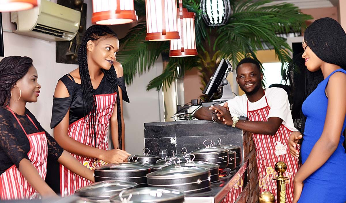 BUSINESS BUILDING: CUSTOMER MANAGEMENT